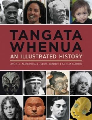 Tangata Whenua an illustrated history