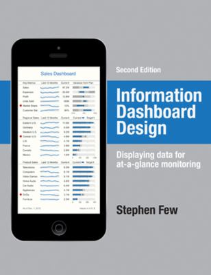 Cover of Information Dashboard Design