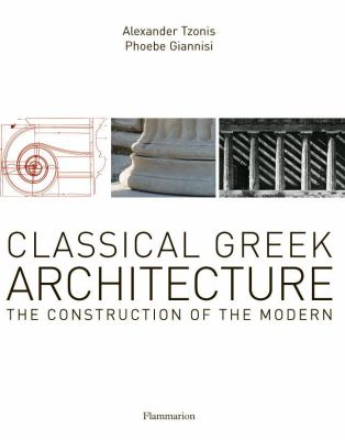Classical Greek Architecture Cover Art