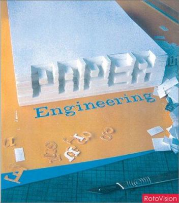 A book cover with an illustration of cut paper, with the title text engineered from the paper.