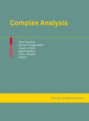book cover: Complex Analysis: several complex variables and connections with PDE theory and geometry