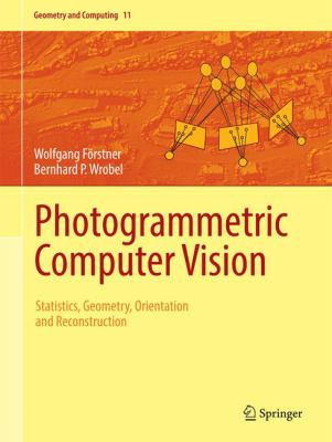 Book Cover: Photogrammetric Computer Vision