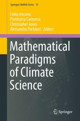 Book Cover: Mathematical Paradigms of Climate Science