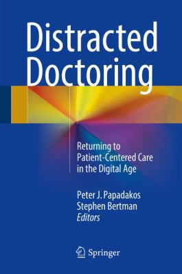 Distracted Doctoring (Cover Art)