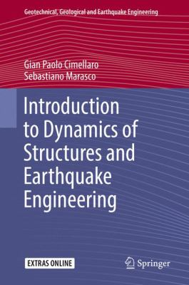 Book Cover: Introduction to Dynamics of Structures and Earthquake Engineering