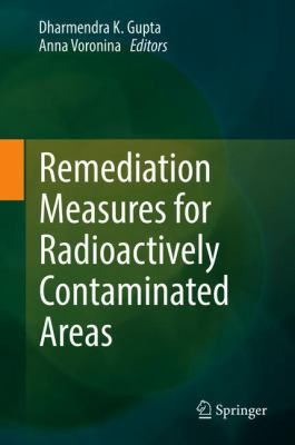 Book Cover: Remediation Measures for Radioactively Contaminated Areas