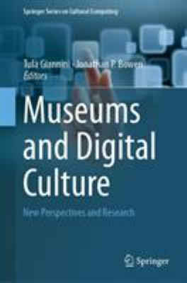 Museums and Digital Culture, 2019