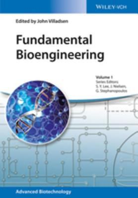 Graphic of Fundamental Bioengineering Cover