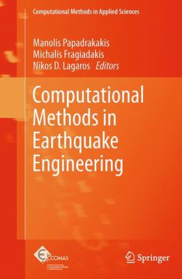 book cover: Computational Methods in Earthquake Engineering Vol 1