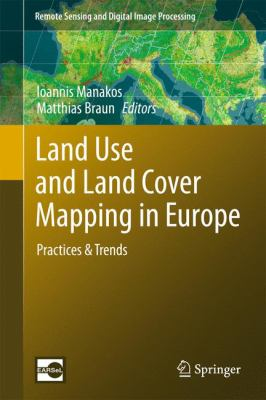 Book Cover: Land Use and Land Cover Mapping in Europe