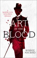 Cover image for Art in the blood