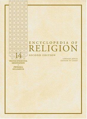 cover of Encyclopedia of Religion. 2nd edition.