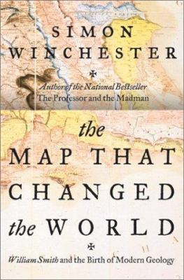 The MapThat Changed the World Cover Art