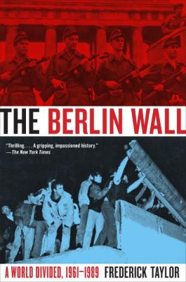 The Berlin Wall book cover image