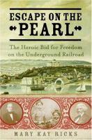 Escape on the Pearl book cover