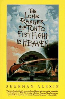 Title: The Lone Ranger and Tonto Fistfight in Heaven