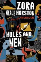 Cover of Mules and Men