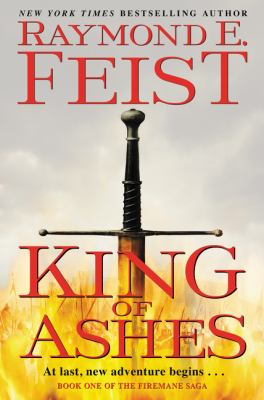 King of ashes by Raymond E. Feist