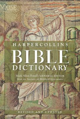 cover of HarperCollins Bible Dictionary