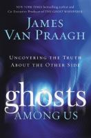 Ghosts among us book cover