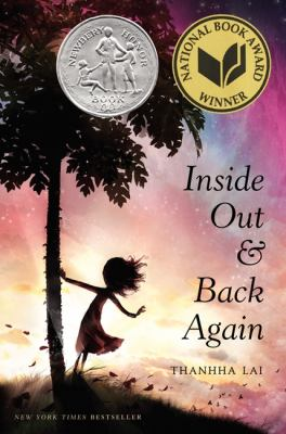Inside Out and Back Again Cover Art