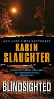 Book cover for Blindsighted by Karin Slaughter