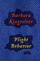 Book cover for Flight Behavior by Barbara Kingsolver