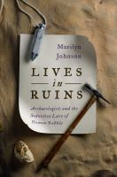 Book cover for Lives in Ruins