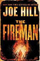 Book cover for The Fireman by Joe Hill