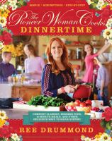 Book cover for The Pioneer Woman Cooks: Dinnertime