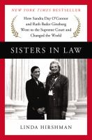Book cover for Sisters in Law