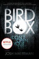 Bird Box book cover