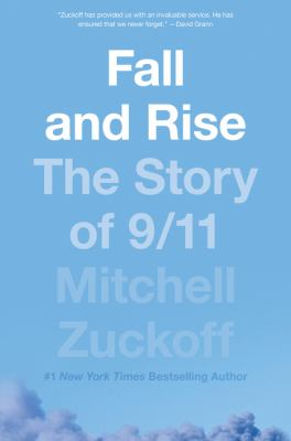 Book cover for Fall and rise.