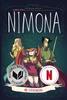 Cover of Nimona by Noelle Stevenson