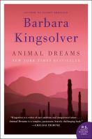 Animal Dreams book cover