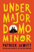 Book cover for Undermajordomo Minor