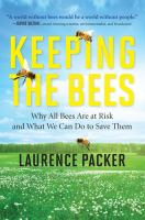 Keeping the Bees book cover