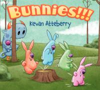 Bunnies!!! book cover