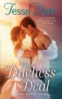 """""""The Duchess Deal"""" Book Cover"""