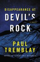 Book cover for Devil's Rock by Paul Tremblay