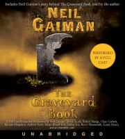 Audiobook of Neil Gaiman's The Graveyard Book