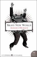Brave New World book cover