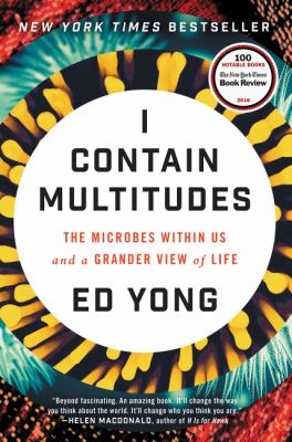 I Contain Multitudes book cover image