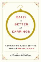 Bald is Better with Earrings book cover