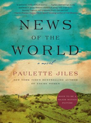 Book cover for News of the world.