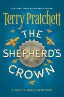 The Shepherd's Crown book cover