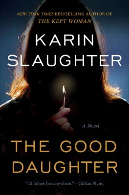 Cover Art for The Good Daughter