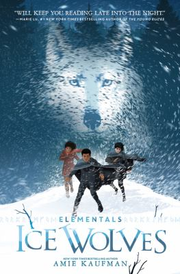 Elementals: Ice Wolves book cover