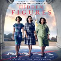 Hidden Figures book to movie cover