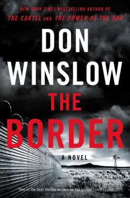 Cover Art for The Border